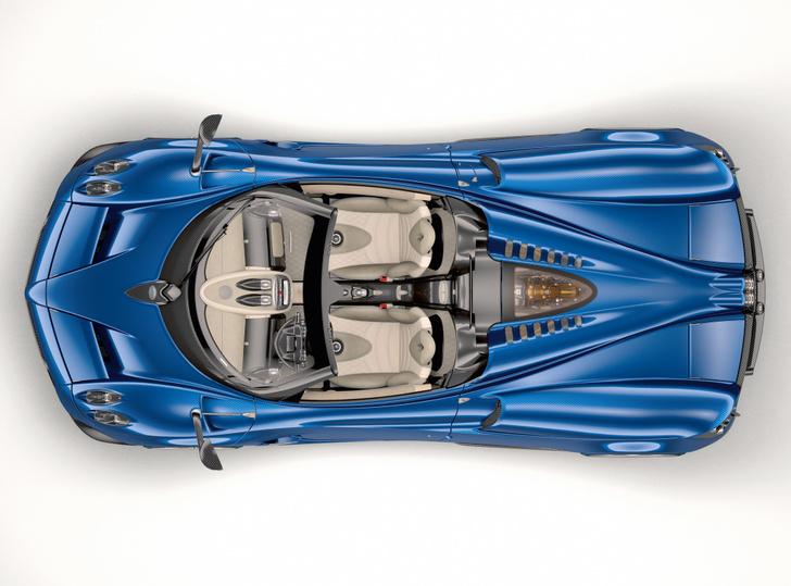 Фото №6 - В Pagani решили сделать родстер из суперкара Huayra...