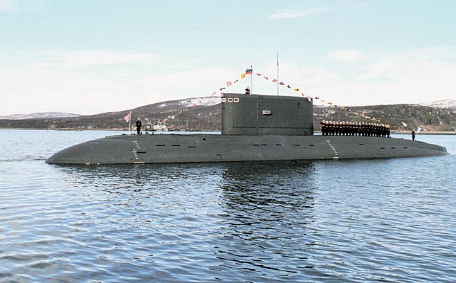 Подводная лодка «Кило»