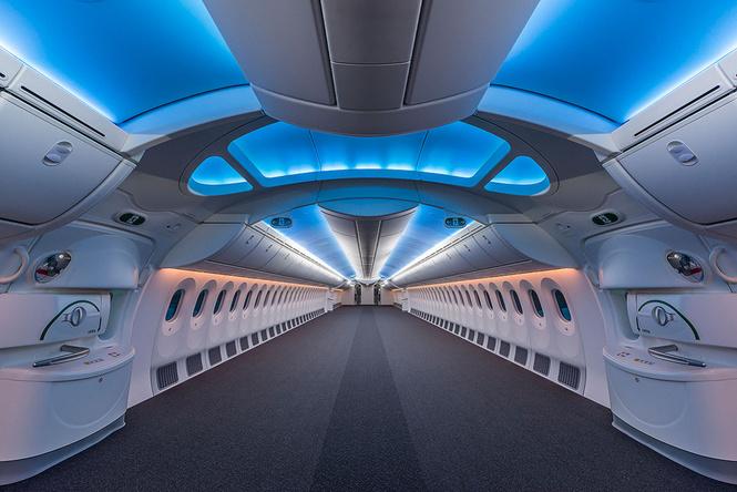 Летающие лимузины! Как выглядят пассажирские самолеты, превращенные в частные