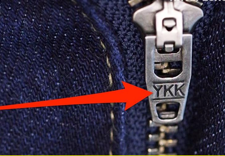 Фото №1 - Что означают буквы YKK на застежке-молнии?