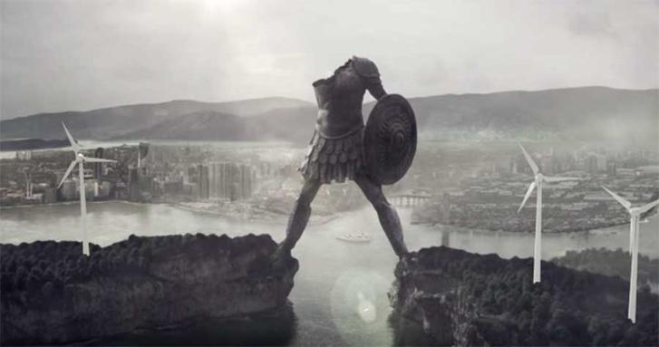 Фото №1 - Вышел трейлер пародии на «Игру престолов», и он шикарен!