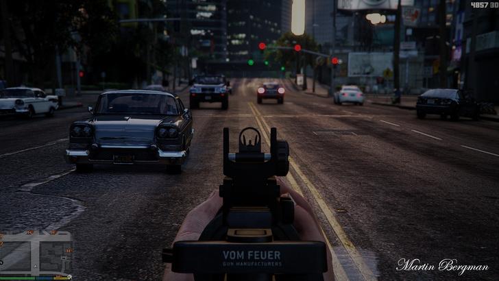 Фото №3 - Grand Theft Auto 5 сделали еще реальнее