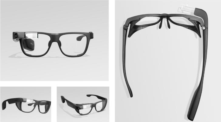 Фото №2 - Google представила новые умные очки, теперь для бизнеса (фото и видео)