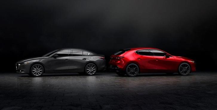Фото №2 - Новую Mazda 3 уже можно купить в России