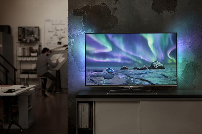 Philips Smart TV 50PFL5008