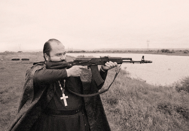 Фото №2 - Репортаж из приёмной комиссии для военных священников