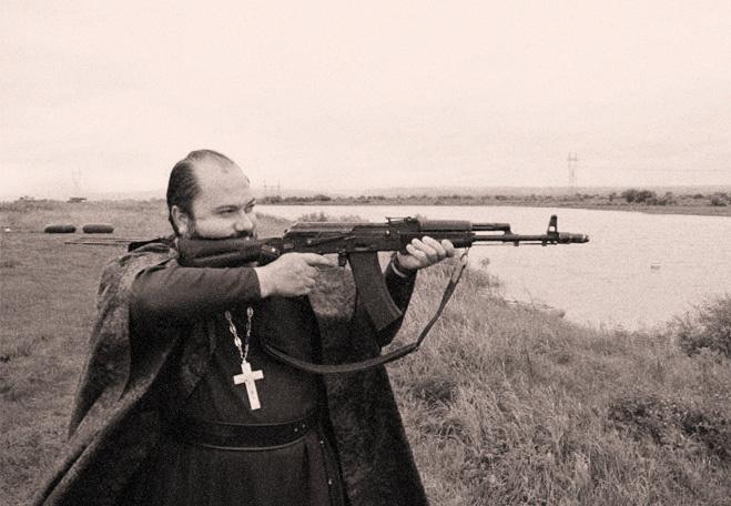 Репортаж из приёмной комиссии для военных священников