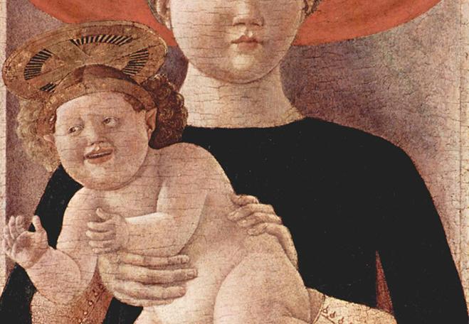 Фото №1 - 15 уморительных изображений детей из Средних веков