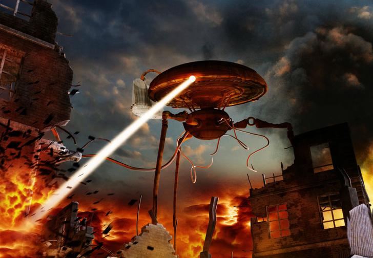 Фото №1 - Сколько нужно лазерных указок, чтобы сделать из них оружие