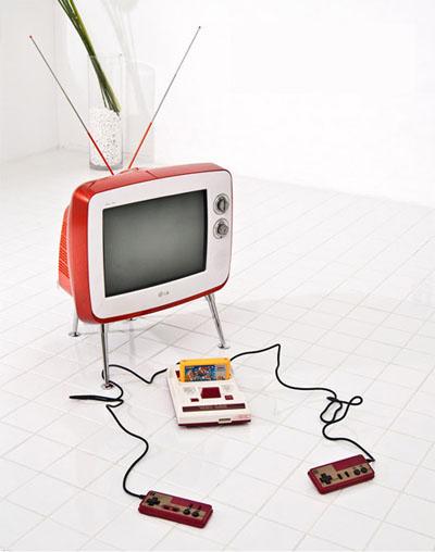 Старина телевизор