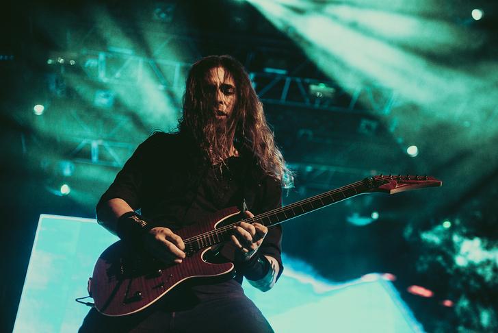 Фото №4 - Megadeth подняли температуру в Москве — посмотри и приобщись!