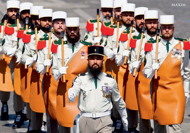 Фото №9 - Военные и смешные: самая чудная форма армий мира