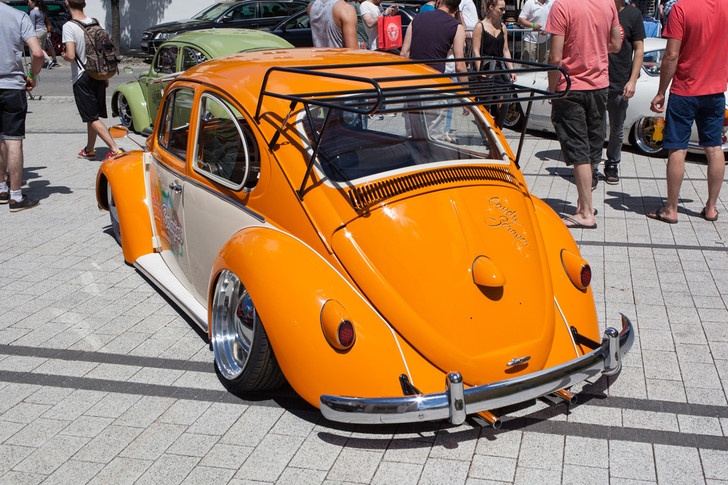Фото №32 - Самые безумные машины фестиваля GTI Treffen
