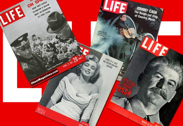 Фото №1 - Самые выдающиеся обложки в истории журнала Life
