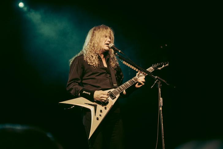 Фото №5 - Megadeth подняли температуру в Москве — посмотри и приобщись!