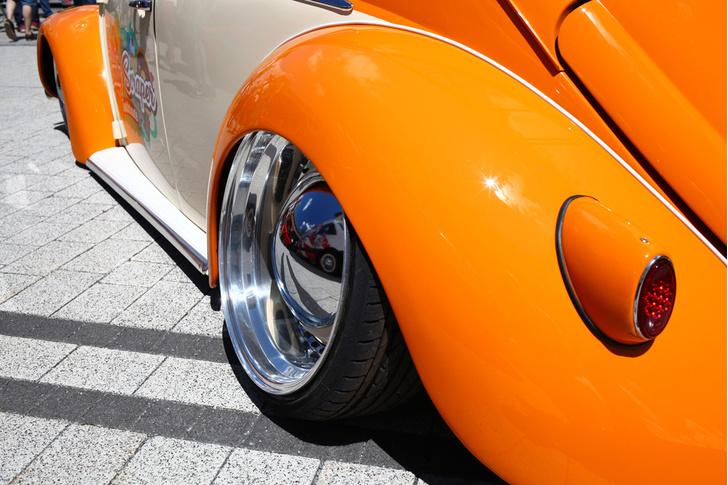 Фото №33 - Самые безумные машины фестиваля GTI Treffen