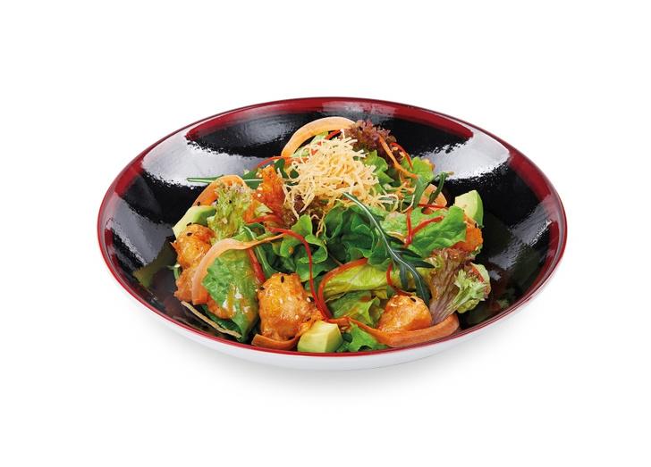Фото №4 - Ужинать нельзя работать: меню и сериалы на неделю от «Тануки»