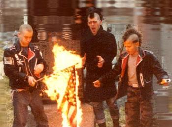Воскресная школа: панк-рок