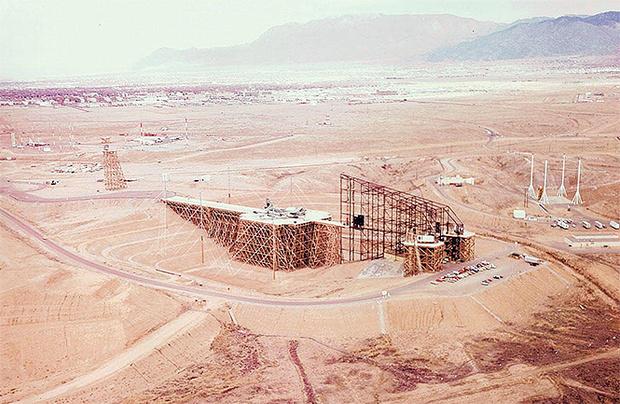 Фото №6 - Опыты армии США по изучению поражающей способности электромагнитного импульса