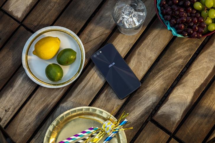 Фото №11 - ZenFone 4: сам себе фотограф