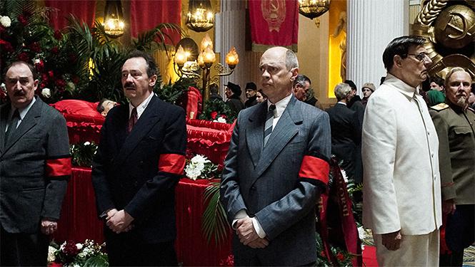 Фото №4 - «Смерть Сталина». MAXIM обозревает самую черную комедию года