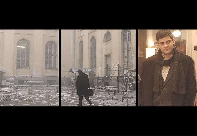 Фото №1 - «Довлатов» — официальный трейлер нового фильма про любимого писателя!