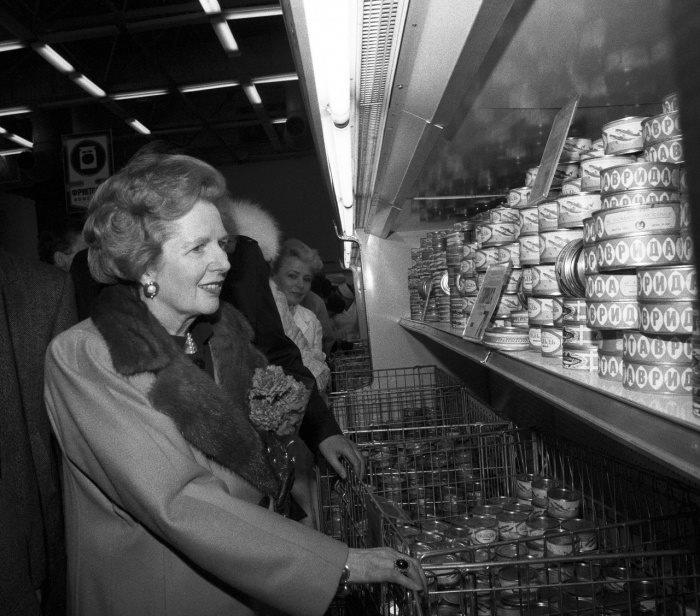 Фото №3 - Трамп в Ленинграде и еще 4 редкие фотографии времен СССР