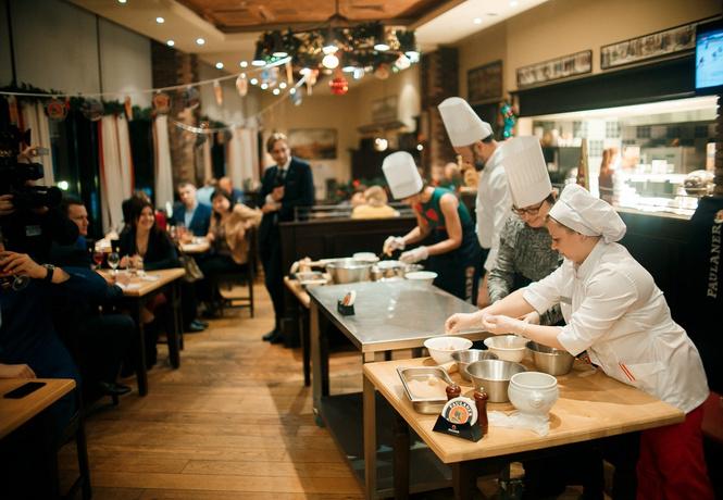 Праздник живота и новое меню в ресторане PAULANER