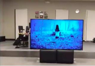 Разработчик воссоздал сцену из «Звонка» в дополненной реальности (ВИДЕО)