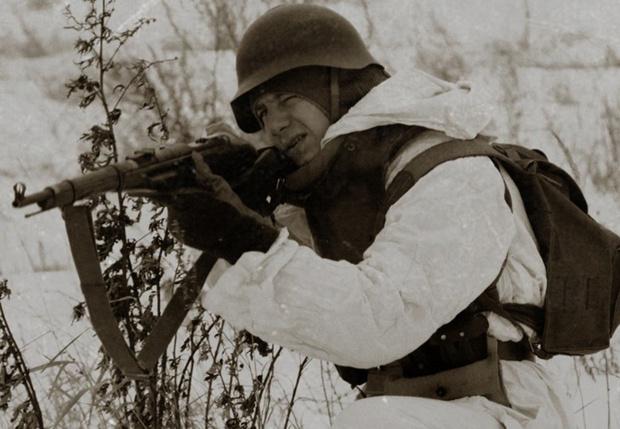 Фото №4 - «Панцирная пехота»: советский спецназ для штурма германских городов-крепостей