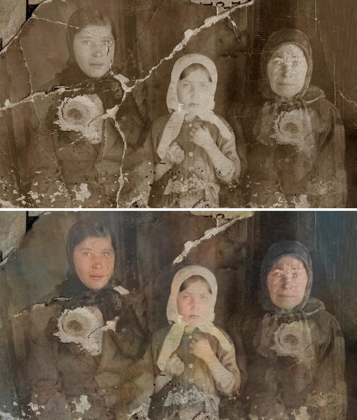 Фото №3 - Mail.ru запустил бесплатный онлайн-сервис для реставрации старых фото