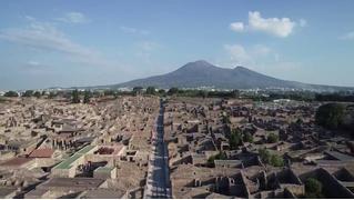 Невероятное ВИДЕО с раскопок города Помпеи