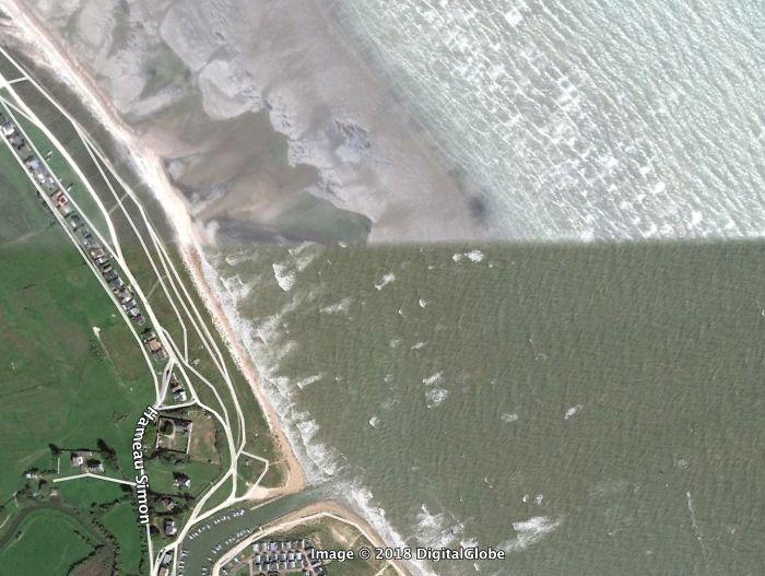 Фото №8 - 20 необычных мест, найденных на Google Earth