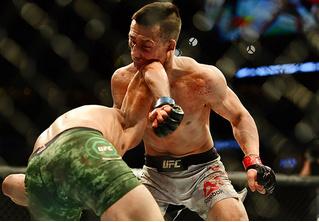 Яир Родригес одолел соперника «самым ярким нокаутом в истории UFC» (видео)