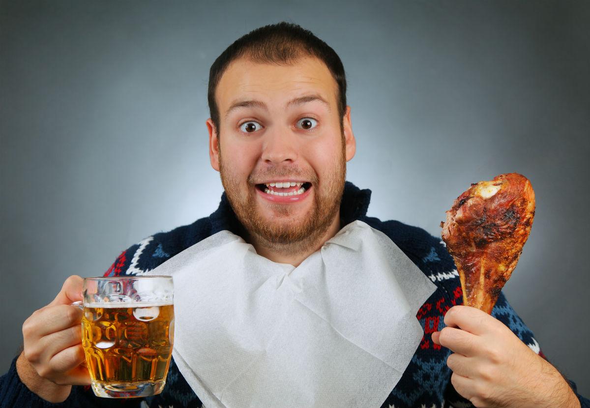 Мужик и пиво картинки