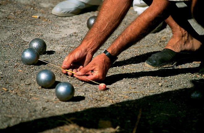 Фото №3 - Что еще делать летом: научиться играть в петанк