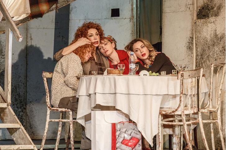 Фото №1 - Финальный показ «Русского варенья» по пьесе Людмилы Улицкой
