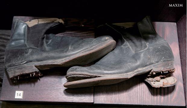 Фото №10 - Ночь в пограничном музее: виртуальная экскурсия по музею ФСБ
