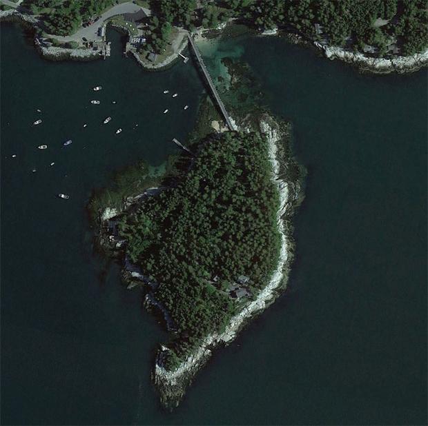 Фото №19 - 20 необычных мест, найденных на Google Earth