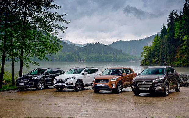 Фото №6 - Появился Hyundai Creta 2018 модельного года