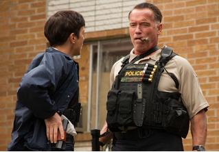 Арнольд Шварценеггер дает жару молодежи в трейлере комедийного боевика «Убить Гюнтера»