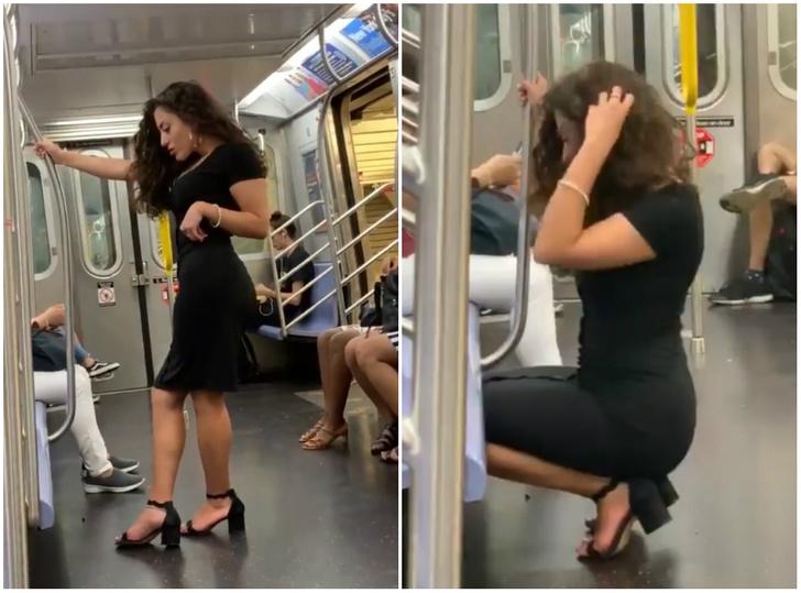 Фото №1 - Видео с девушкой, изо всех сил пытающейся сделать идеальное селфи, стало вирусным