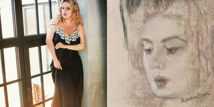 Фото №4 - AI Portraits — новый сервис, который превращает фото в портрет эпохи Возрождения