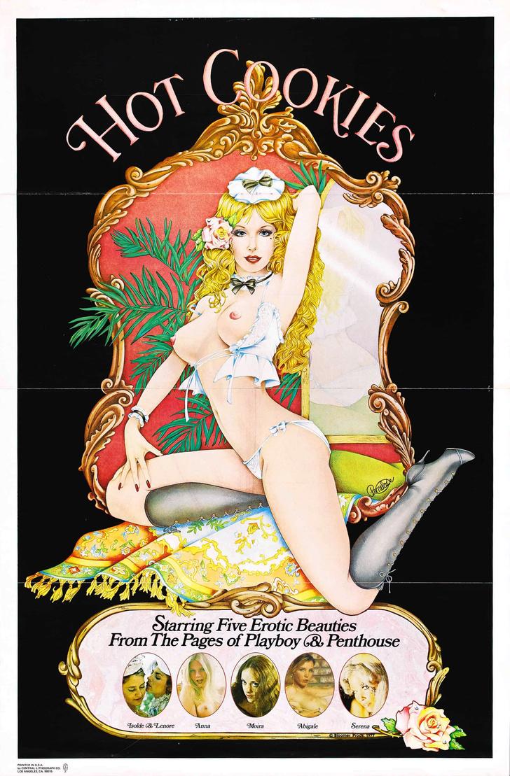 Фото №20 - 20 стильных афиш эротических фильмов