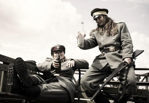 Фото №1 - 6 легендарных битв, проигранных по пьянке