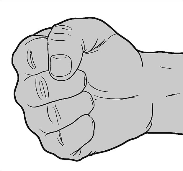 Стальной кулак