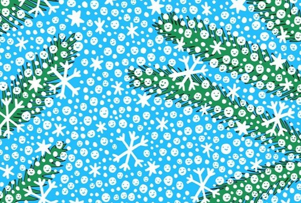 Фото №1 - Предновогодняя головоломка: найди снеговика на этой картинке