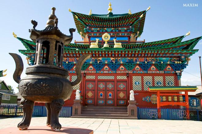 Фото №4 - Глобус России. 5 потрясающих мест нашей страны
