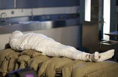 Таксист-мумия