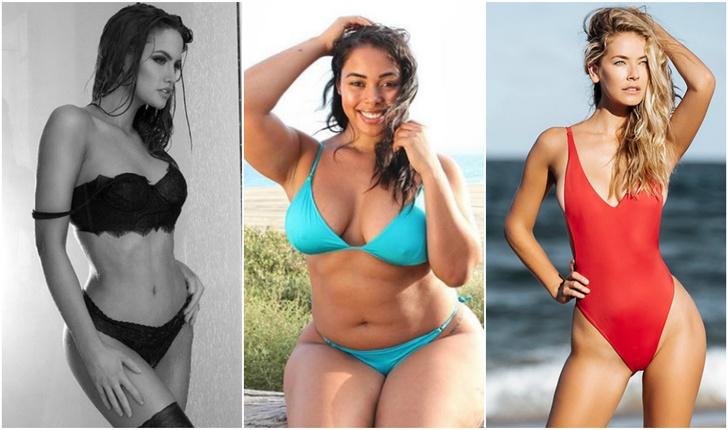 Фото №1 - Названы 6 девушек, которые украсят пляжный номер Sports Illustrated в 2018 году!